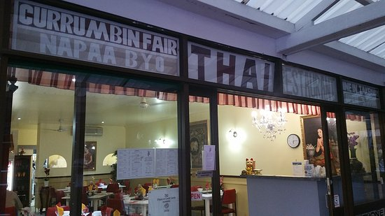 Currumbin Fair Thai Restaurant