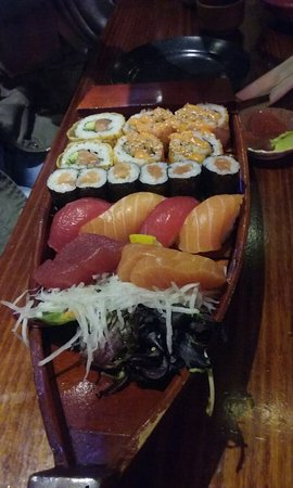 Kawa-Saki Sushi Boat and Grill Bar - Accommodation Broken Hill
