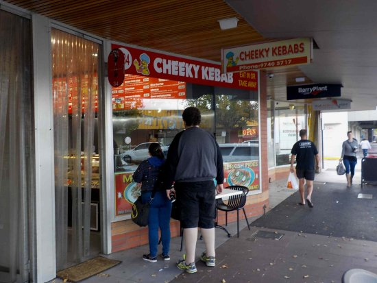 Cheeky Kebabs - Accommodation Broken Hill