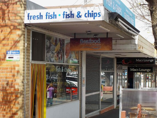 Seafood on Evans - Accommodation Broken Hill