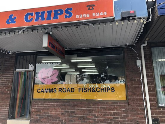 Camms Rd Fish  Chips - Accommodation Broken Hill