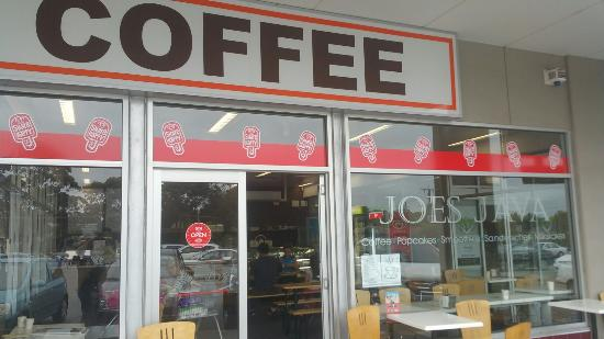 Joe's Java - Accommodation Broken Hill