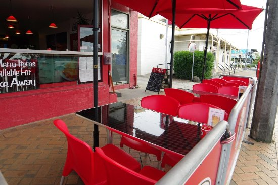 Imola Red Cafe - Accommodation Broken Hill