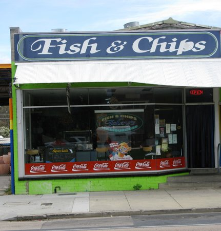 Isley's Fish  Chips - Accommodation Broken Hill