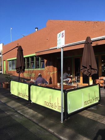 Mocha and Lime - Accommodation Broken Hill