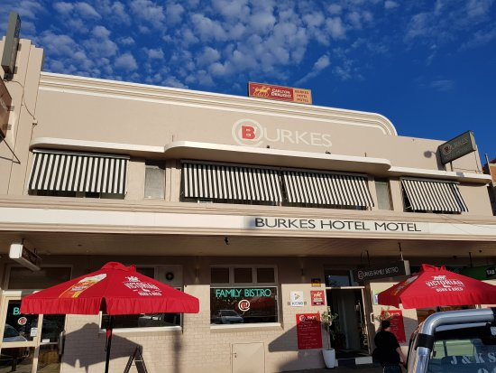 Burkes Bistro and Bar - Accommodation Broken Hill