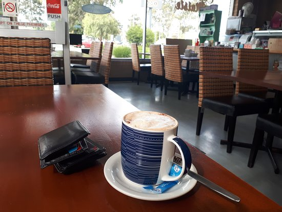 Cafe Maisie - Accommodation Broken Hill