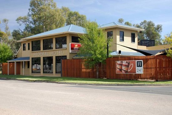 Federal Hotel - Accommodation Broken Hill