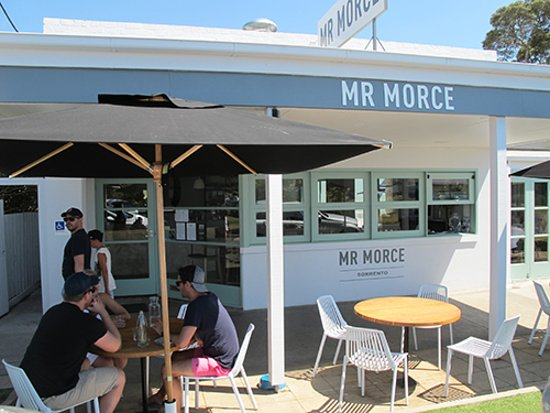 Mr Morce - Accommodation Broken Hill
