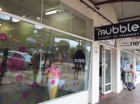 Mubble Gourmet Ice Creamery - Accommodation Broken Hill