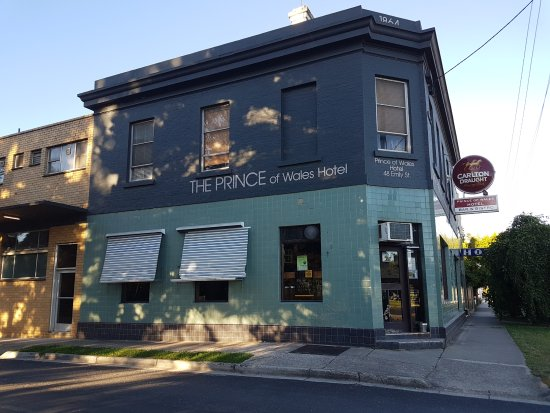 Prince of Wales Hotel - Accommodation Broken Hill