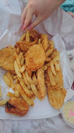 Seaford Fish  Chip Shop - Accommodation Broken Hill