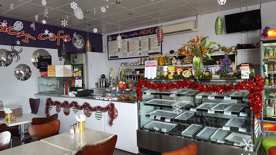 Spiders cafe - Accommodation Broken Hill