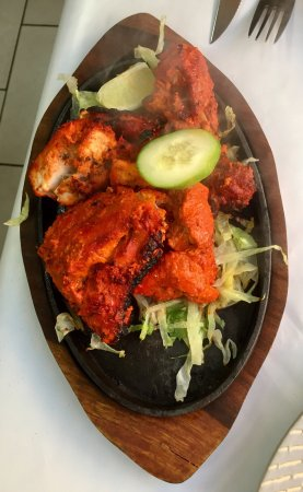 Indian Tandoori Recipes Chef - Accommodation Broken Hill