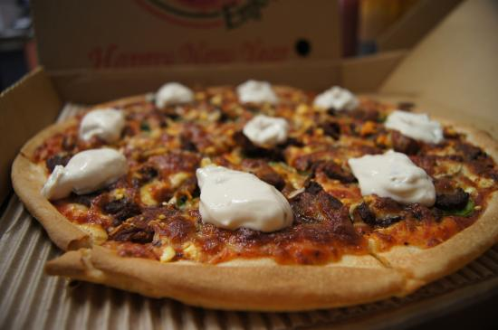 Nyojo's Pizza - Accommodation Broken Hill