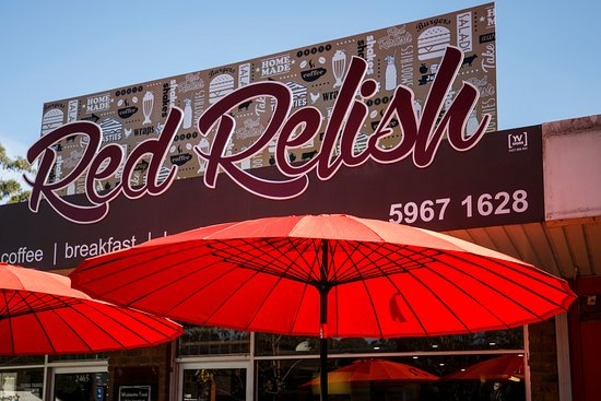 Red Relish Cafe - Accommodation Broken Hill