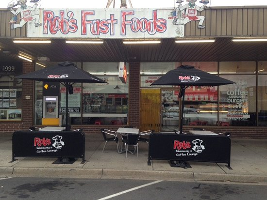 Rob's Takeaway and Coffee Lounge - Accommodation Broken Hill
