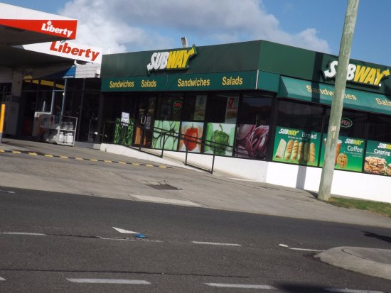 Subway Wonthaggi - Accommodation Broken Hill