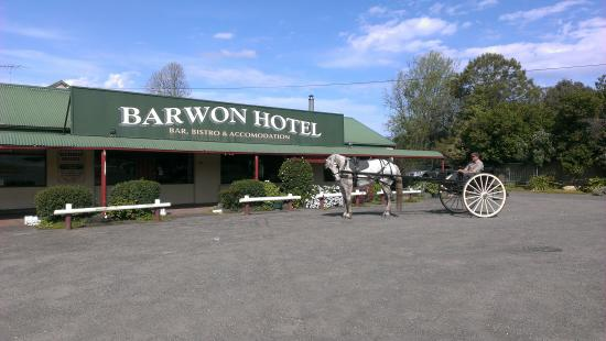 Barwon Hotel - Accommodation Broken Hill
