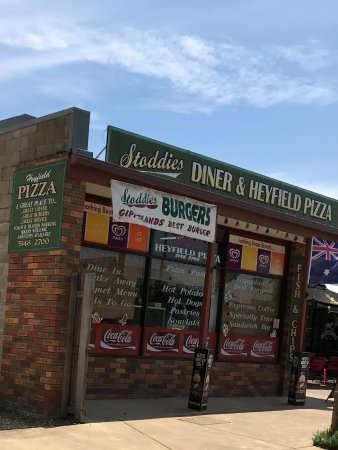 Stoddies Diner & Heyfield Pizza