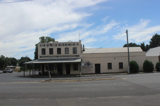 The Guildford Family Hotel - Accommodation Broken Hill