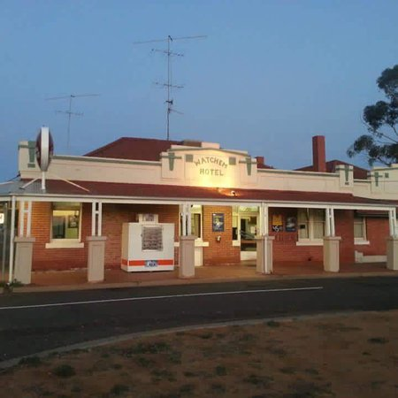 Watchem Hotel - Accommodation Broken Hill