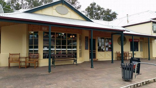 Harrow Harvest Cafe - Accommodation Broken Hill