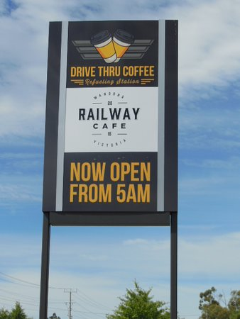 Railway Cafe - Accommodation Broken Hill