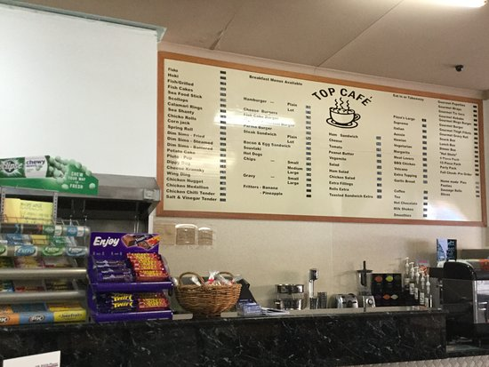 Top Cafe - Accommodation Broken Hill