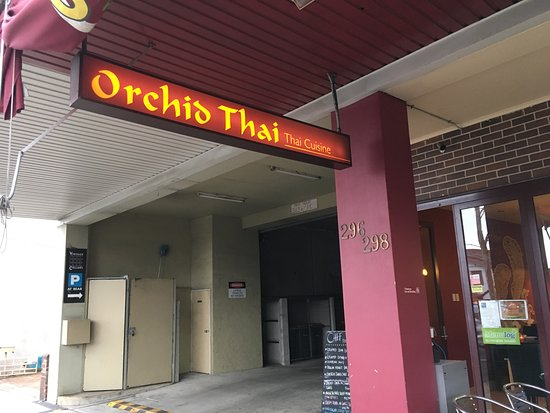 Orchid Thai Cuisine - Accommodation Broken Hill