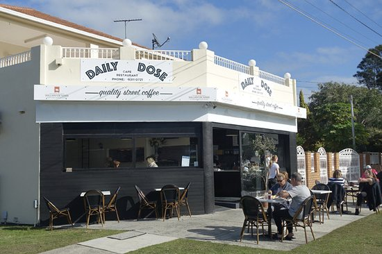 Daily Dose Cafe  Restaurant - Accommodation Broken Hill