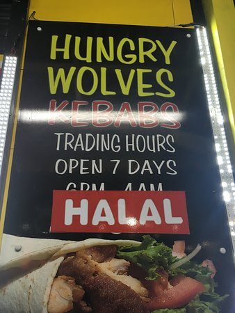 Hungry Wolves Kebabs - Accommodation Broken Hill