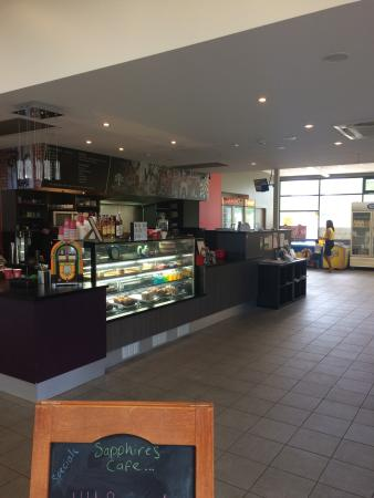 Sapphire's Cafe - Accommodation Broken Hill