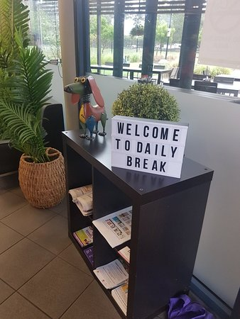 Daily Break Cafe - Accommodation Broken Hill