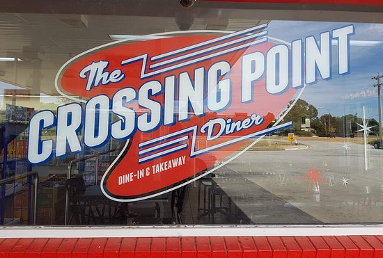 Crossing Point Diner  Takeaway - Accommodation Broken Hill