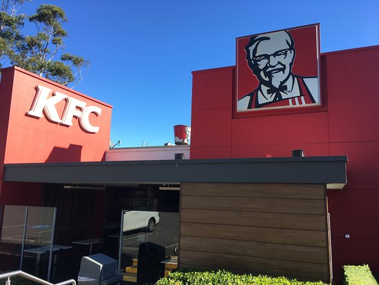KFC - Accommodation Broken Hill