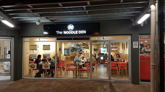 The Noodle Den - Accommodation Broken Hill