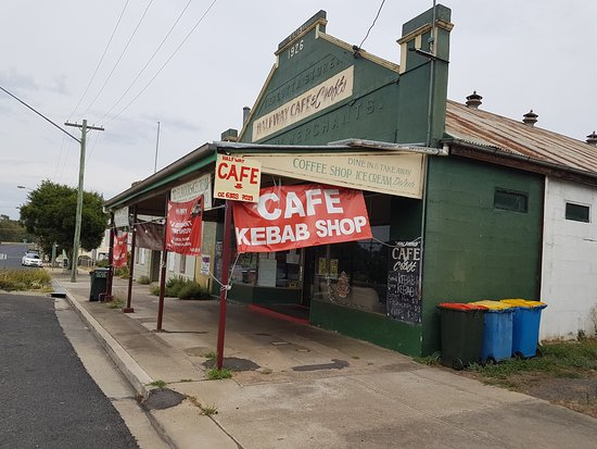 Halfway Cafe - Accommodation Broken Hill