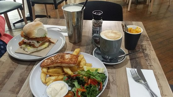 Higher Grounds Cafe Kincumber - Accommodation Broken Hill