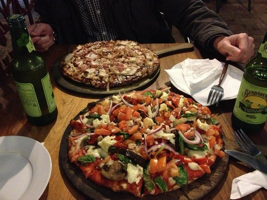 Morpeth Woodfire Pizza  Indian Delicacies