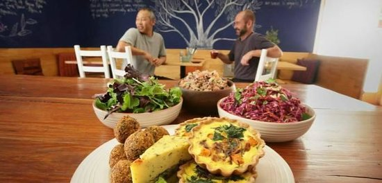 Organic Feast Wholefoods Cafe - Accommodation Broken Hill