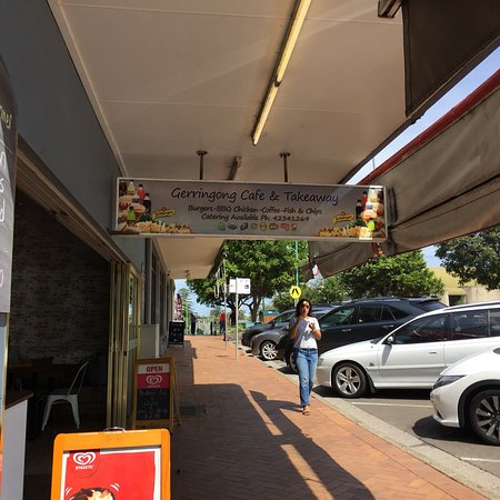 Gerringong Cafe  Take away - Accommodation Broken Hill