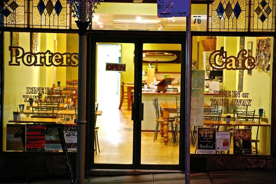 Porters Cafe - Accommodation Broken Hill