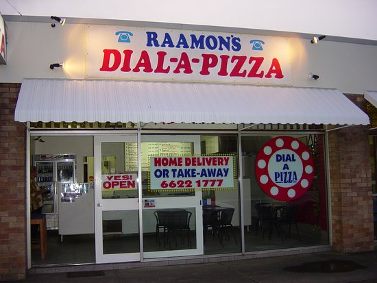 Raamons Dial- a- Pizza - Accommodation Broken Hill