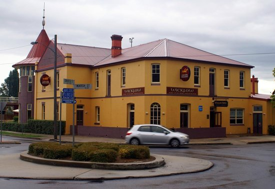 Wicklow Hotel - Accommodation Broken Hill