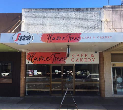 Flame Trees Cafe  Cakery - Accommodation Broken Hill