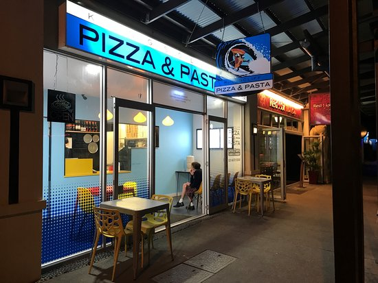 Kingscliff Pizza and Pasta - Accommodation Broken Hill