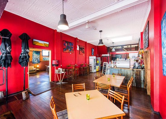 The Naked Bean - Accommodation Broken Hill