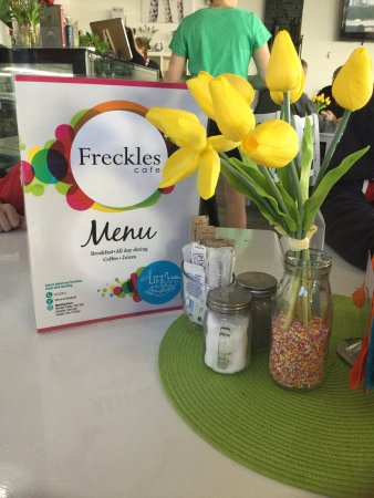 Freckles Cafe - Accommodation Broken Hill