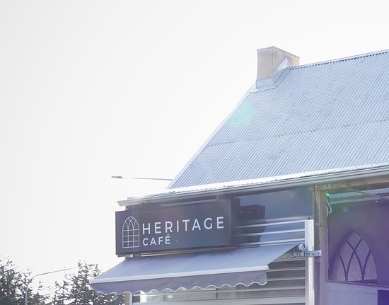 Heritage Cafe - Accommodation Broken Hill